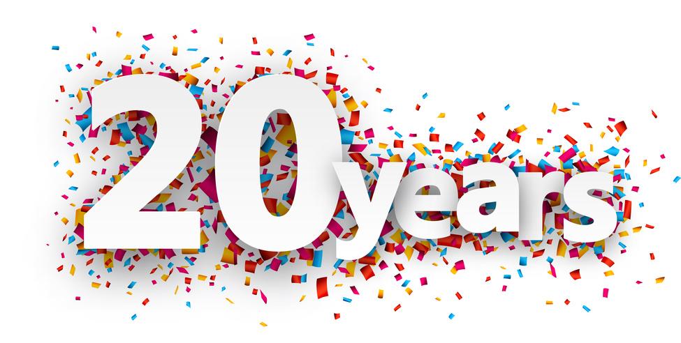 jarig 20 ACES viert haar 20 jarig jubileum!   Aces IT Consultancy en Services jarig 20