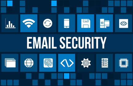 email security en authenticatie