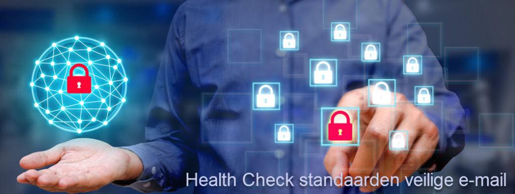 Healtch check email beveiliging