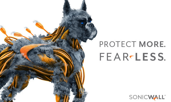 SonicWall Protect more fear less