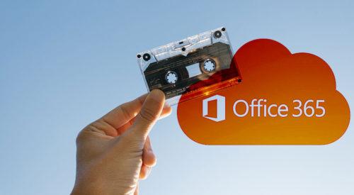 Office365 backup foto